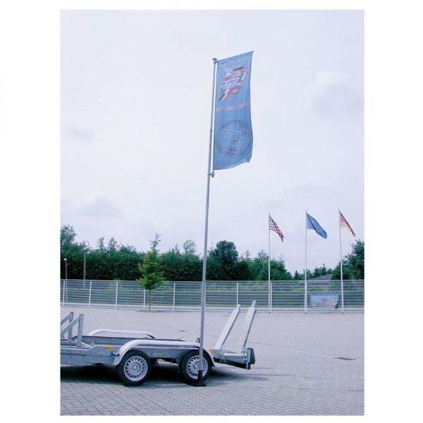 Flaggstang / Teleskopmast