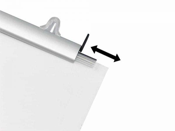 Plakatholder Slide-in_