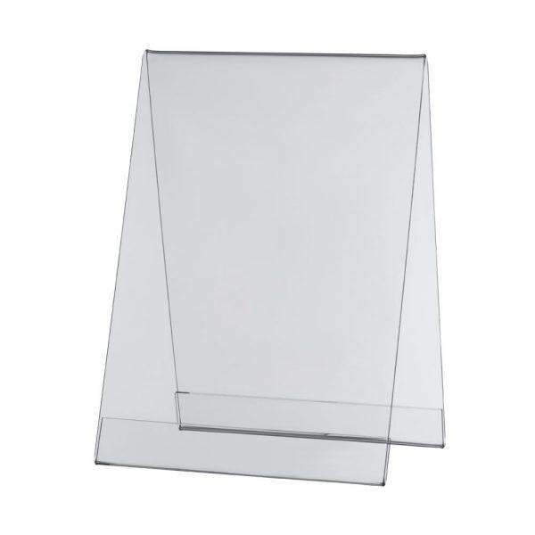 Telt display i akryl